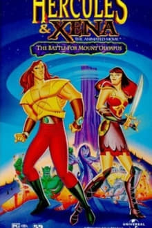 Hercules and Xena – The Battle for Mount Olympus