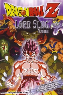 Dragon Ball Z: Lord Slug (English Audio