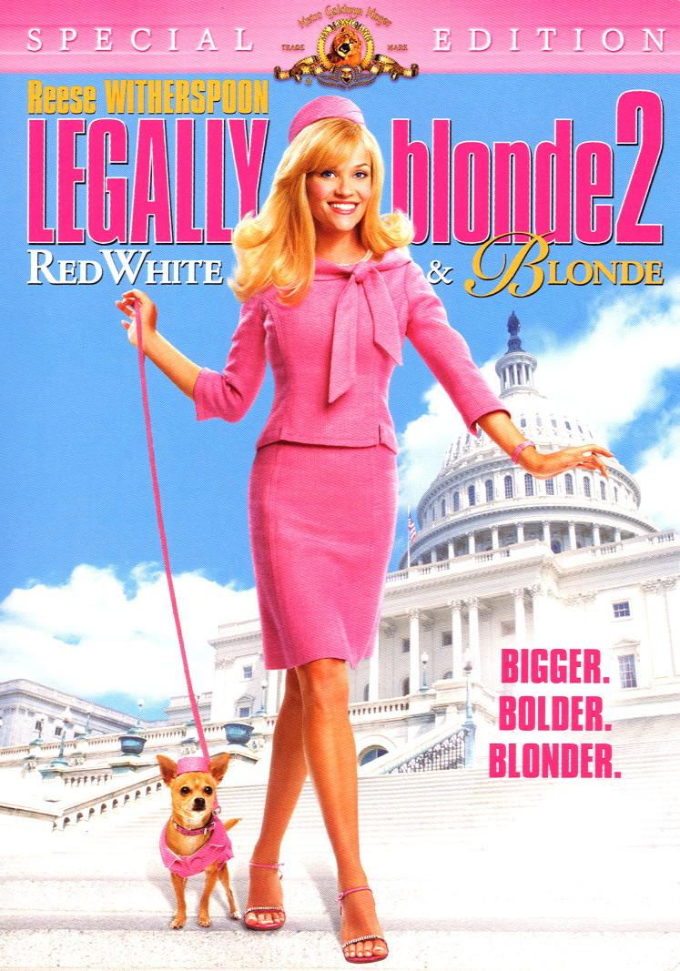 Legally Blonde 2 Red White and Blonde