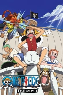 One piece the movie: Kaisokuou ni ore wa naru