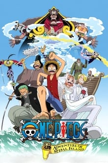 One piece: Nejimaki shima no bôken