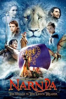 The Chronicles of Narnia The Voyage of the Dawn Tredder