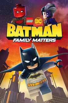 LEGO DC: Batman – Family Matters