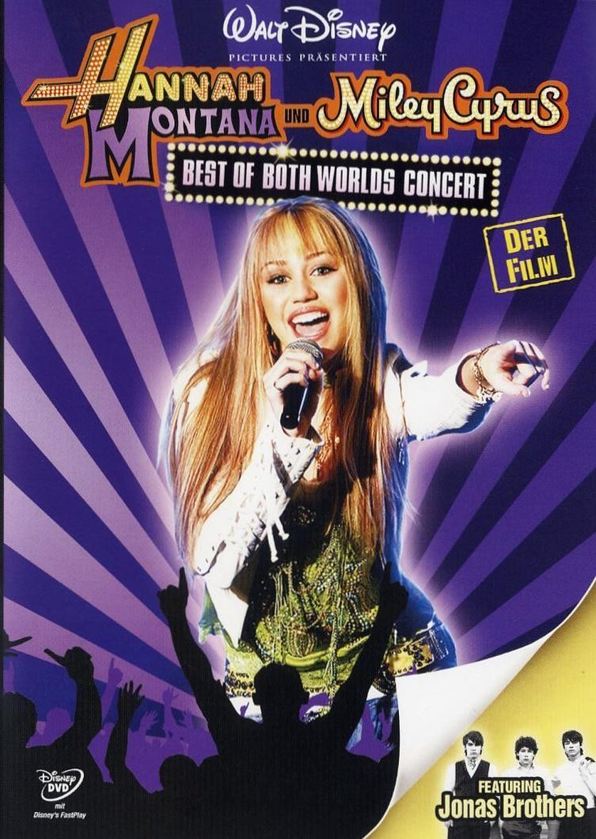 Watch Hannah Montana And Miley Cyrus Best Of Both Worlds -7481
