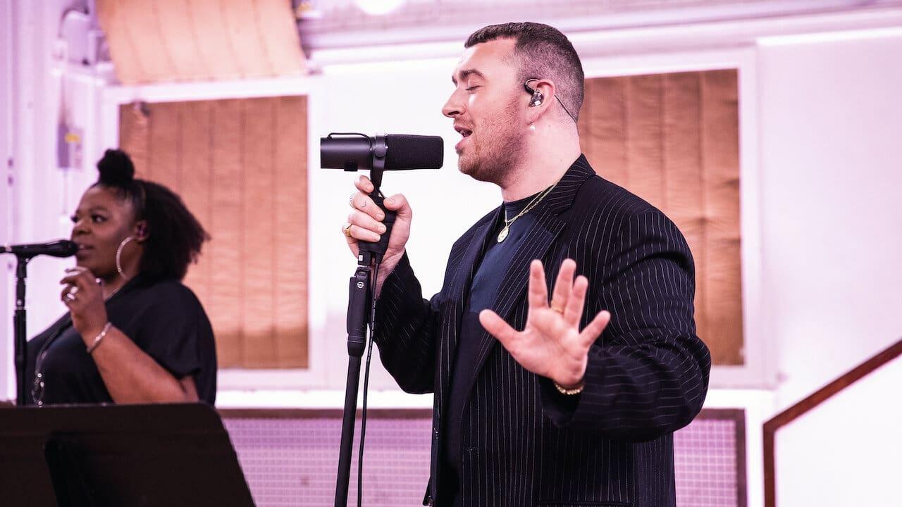 Sam Smith Live at Abbey Road Studios