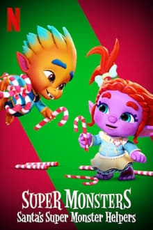 Super Monsters: Santa's Super Monster Helpers