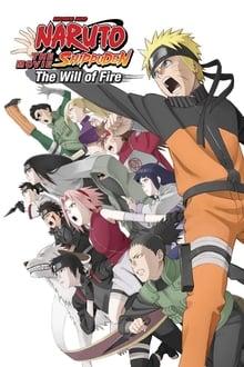 Naruto Shippuuden Movie 3: The Will of Fire