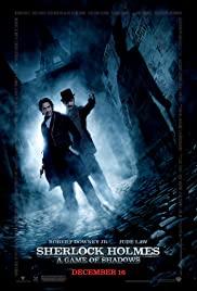 Sherlock Holmes A Game Of Shadows