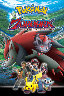 Pok�mon: Zoroark: Master of Illusions