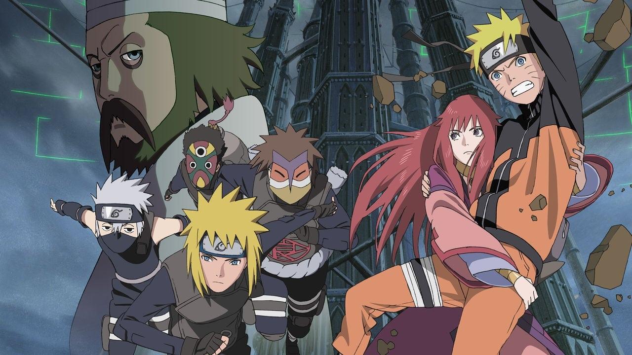 Gekijouban Naruto Shippuuden: Za rosuto tawâ