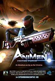 AniMen: Triton Force