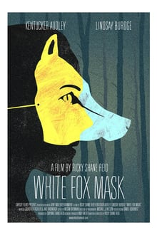 White Fox Mask