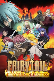Gekijouban Fairy Tail: Houou no miko