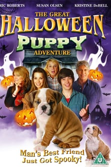 The Great Halloween Puppy Adventure