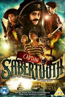 Captain Sabertooth and the Treasure of Lama Rama