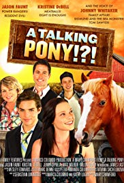A Talking Pony!?!