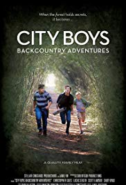 City Boys: Backcountry Adventures
