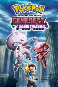 Pok�mon the Movie: Genesect and the Legend Awakened