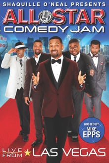 Shaquille O'Neal Presents: All Star Comedy Jam – Live from Las Vegas