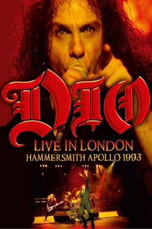 DIO: Live in London – Hammersmith Apollo 1993
