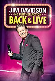 Jim Davidson: No Further Action – Back & Live