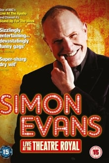 Simon Evans: Live at the Theatre Royal