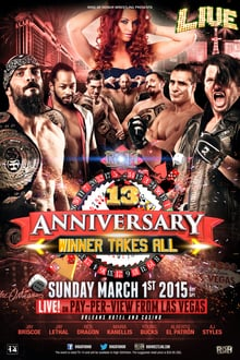 ROH 13th Anniversary Show