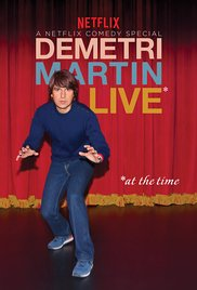 Demetri Martin: Live (At the Time