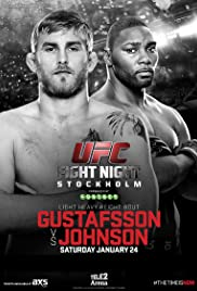 UFC on Fox: Gustafsson vs. Johnson