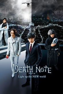 Death Note – Desu nôto: Light Up the New World
