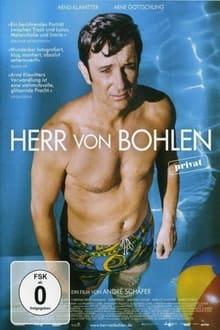 Herr von Bohlen privat