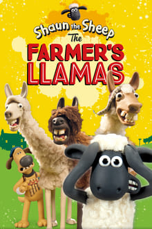 Shaun the Sheep: The Farmer's Llamas