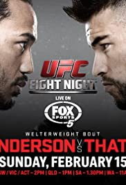 UFC Fight Night: Henderson vs. Thatch