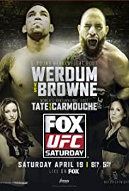 UFC on Fox: Werdum vs. Browne