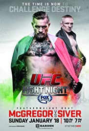 UFC Fight Night: McGregor vs. Siver