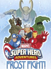 Marvel Super Hero Adventures: Frost Fight!