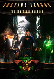 Justice League 2: The Shattered Paragon