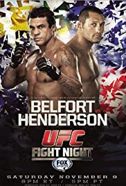UFC Fight Night: Belfort vs. Henderson