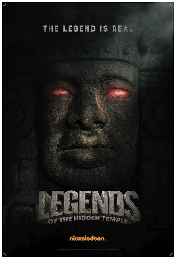 Legends of the Hidden Temple: The Movie