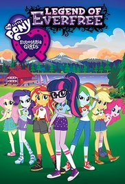 My Little Pony: Equestria Girls ? Legend of Everfree