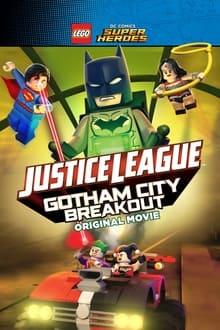 Lego DC Comics Superheroes: Justice League – Gotham City
