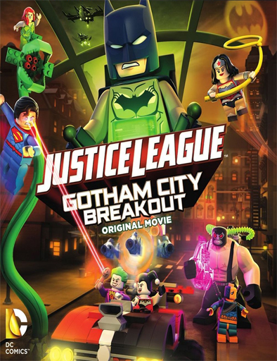 Lego DC Comics Superheroes: Justice League - Gotham City