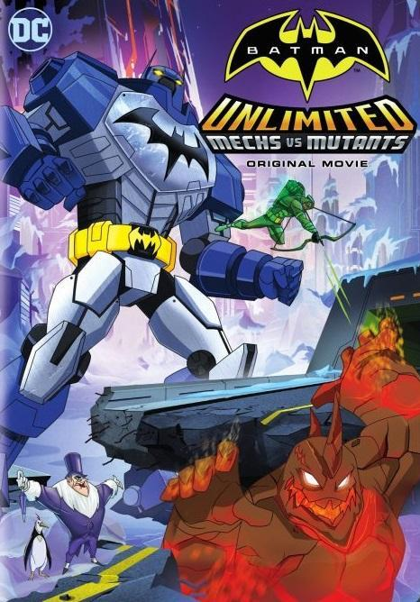 Batman Unlimited: Mech vs. Mutants