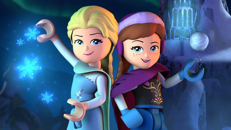 LEGO Frozen Northern Lights
