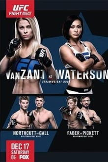 UFC on Fox: VanZant vs. Waterson