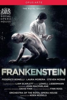 Frankenstein from the Royal Ballet