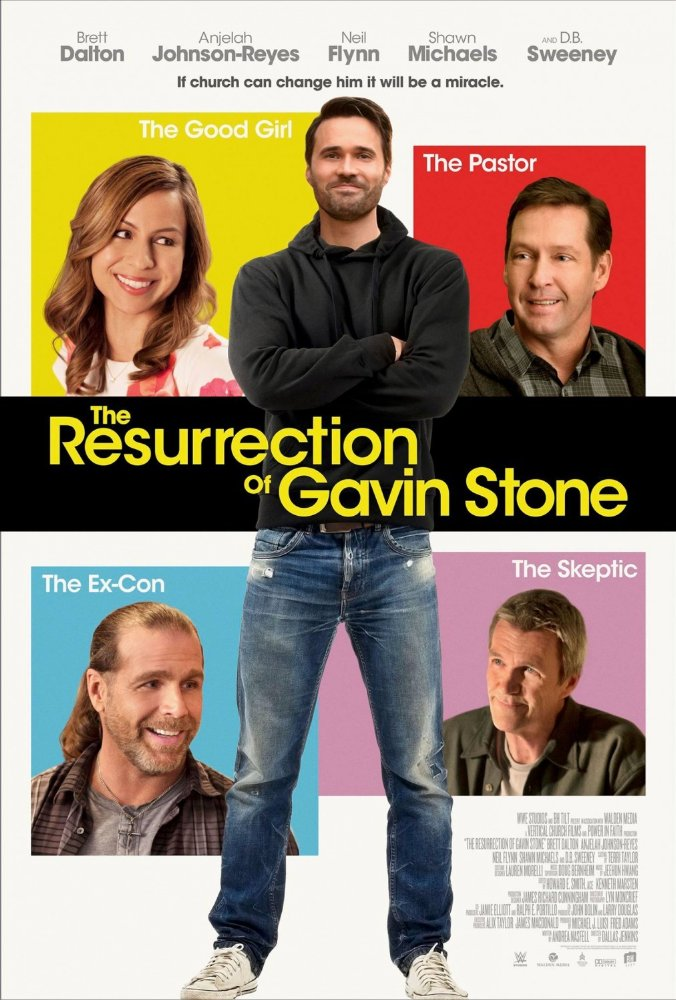Sleepless/The Founder/The Resurrection of Gavin Stone