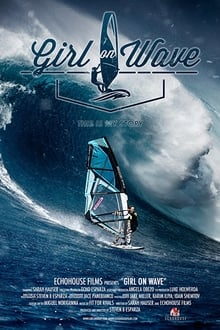 Girl on Wave