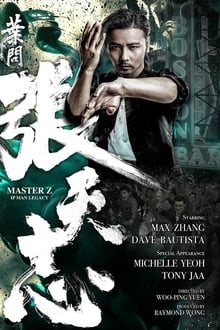 Ip Man Side Story Cheung Tin Chi