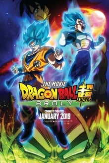 Doragon b̫ru ch̫: Buror̨ РDragon Ball Super: Broly